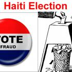 Vote Fraud in Haiti Election