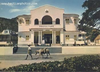 Cap-Haitian Prefecture In The City Of Cap-Haitian