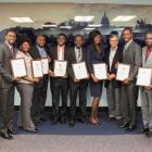 Haitian journalists received