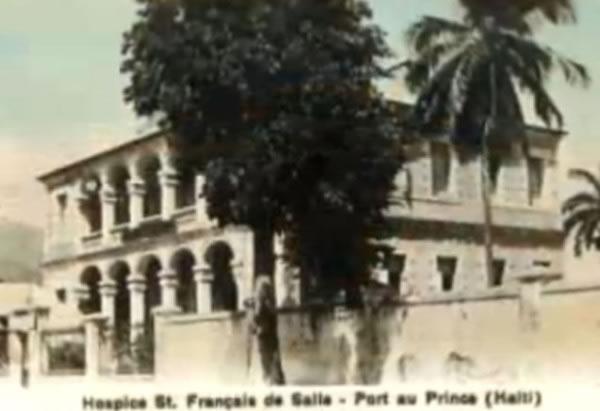 Hospital Saint-François de Sales, Haiti