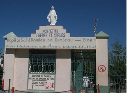 Hospital Saint-Damien (Nos Petits Freres et Soeurs), Tabarre