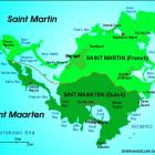 The Island of Sint Maarten or  St Martin