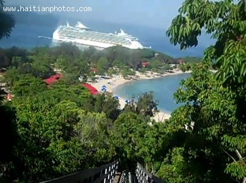 View Of Labadee