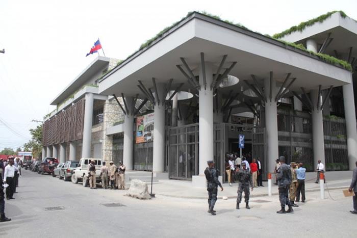 Centre de convention et de documentation, BRH
