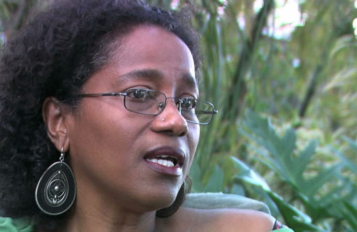 Haitian writer Kettly Mars