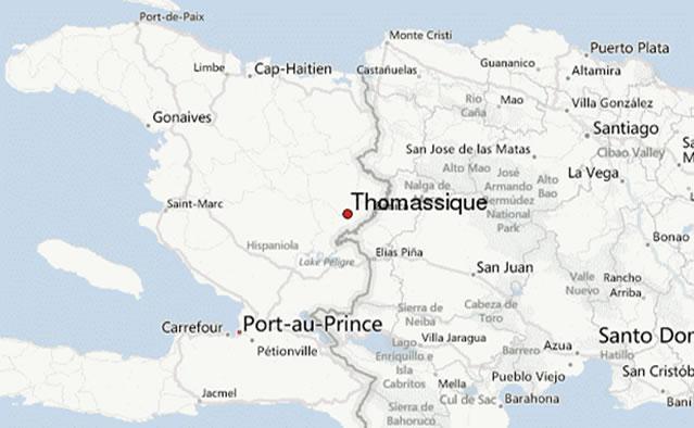 Thomassique, Haiti