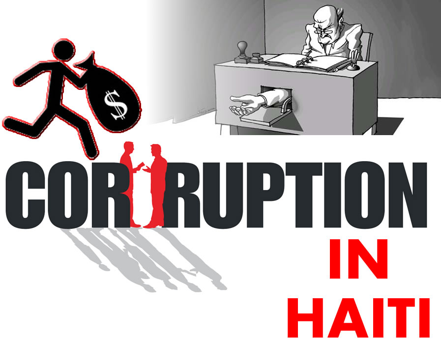 Corruption in Haiti