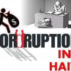 Corruption in Haiti