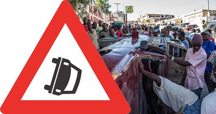Traffic Safety and Road condition in Haiti