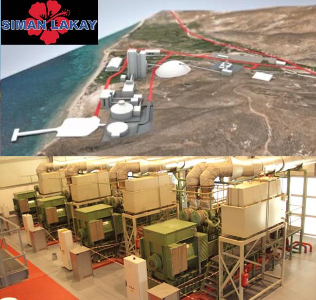 Cement plant in Gonaives, Siman Lakay