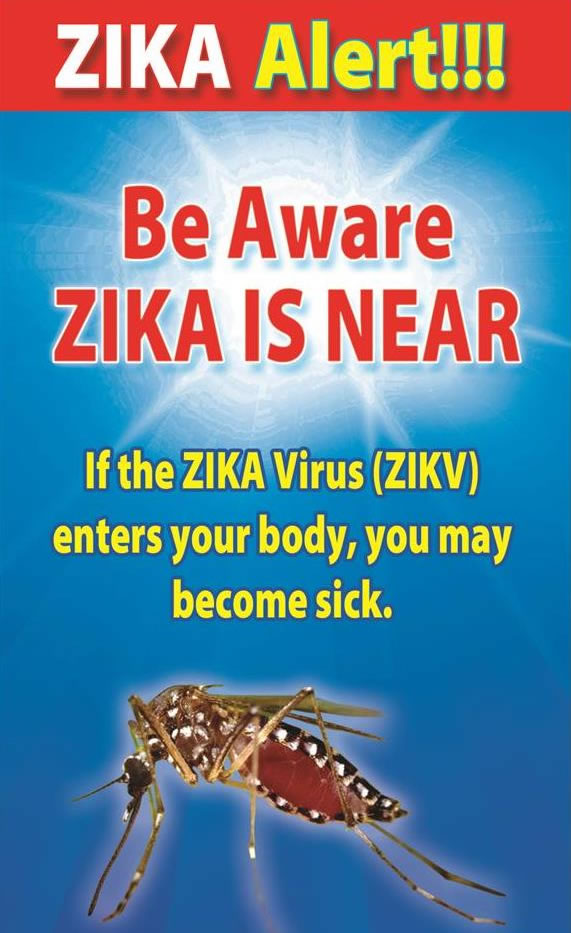 Zika virus infection alert in Haiti