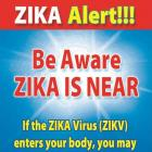 Zika virus infection alert Haiti
