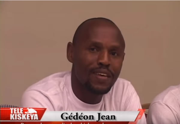 Member of the Presidential Election Evaluation, Me Gedeon Jean