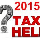 2015 Tax Help
