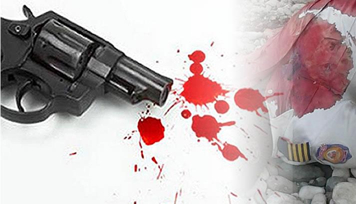 Haitian Police shot dead