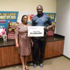 Rolin Jean Florida Powerball winner