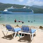 Royal Caribbean ship Labadee Haiti