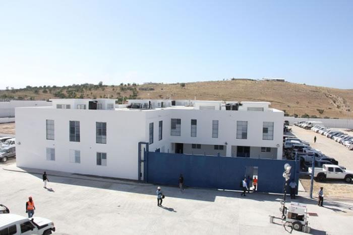 civil prison for women in Cabaret