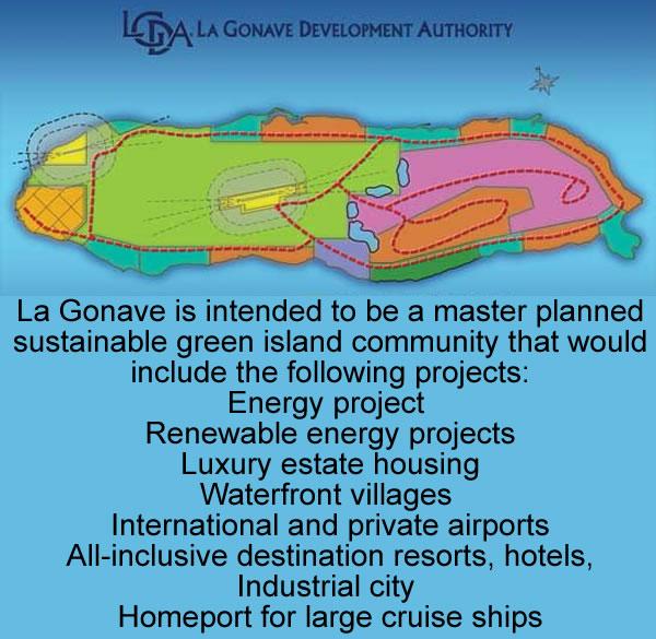 La Gonave Development Plan