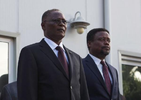 President Jocelerme Privert, appointed Prime Minister Fritz Jean