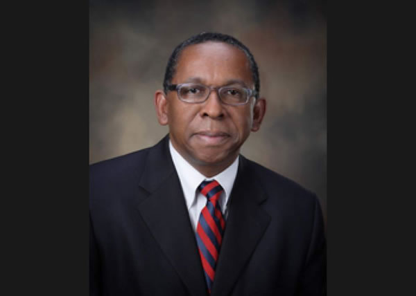 Dr. C. Reynold Verret, President of Xavier University of Louisiana