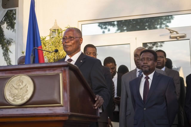 Economist Fritz Alphonse Jean appointed Haiti Prime Minister