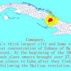 Camaguey, Cuba's city with Haitian link