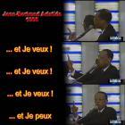 Jean Bertrand Aristide, 1995 Je veux et Je peux