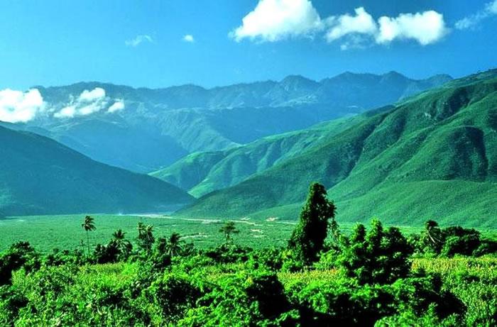 Massif de La Hotte selected by UNESCO as biodiversity hotspot
