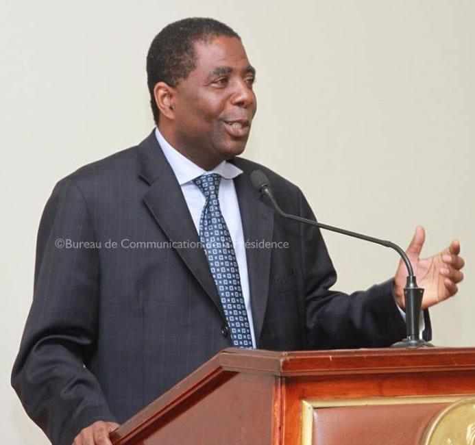 Enex Jean Charles New Prime Minister of Haiti