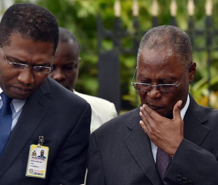Jocelerme Privert named Enex Jean-Charles as new Prime Minister