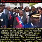 How Jocelerme Privert came into power