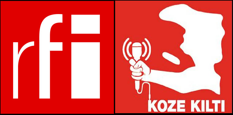 New cultural magazine on Radio France Internationale, RFI, Koze Kilti
