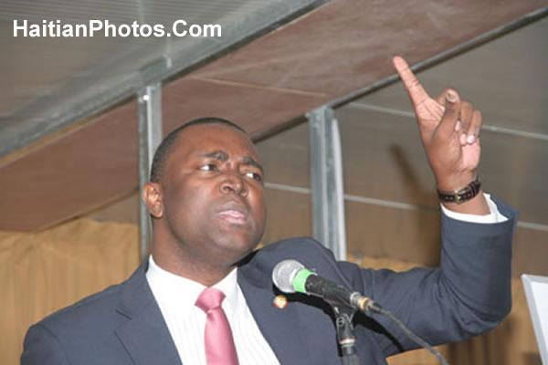 Tholbert Alexis, Former President of Chamber of Deputy