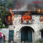 Fire Petion-Ville Haiti