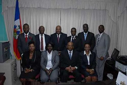 Members of CEP 2016