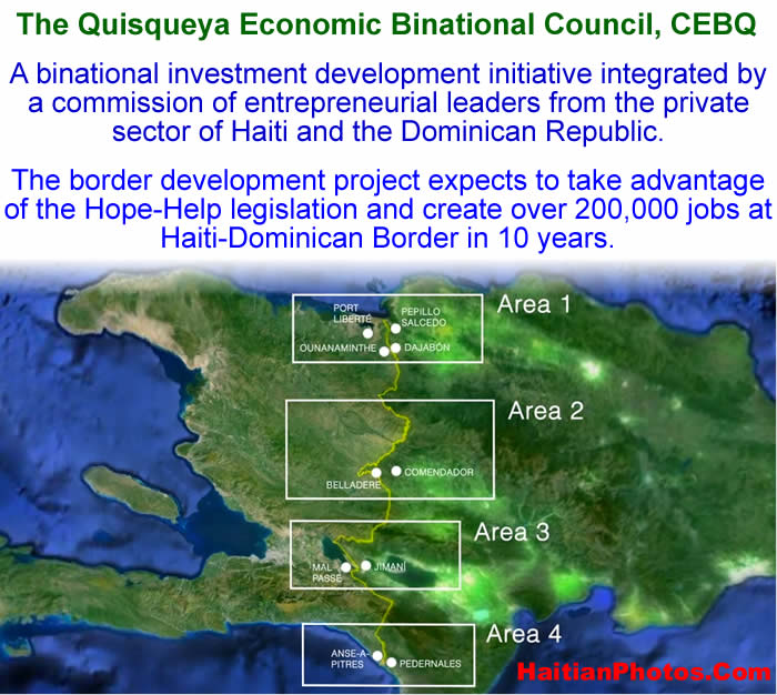 The Quisqueya Economic Binational Council, CEBQ