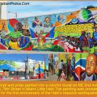 Grief and pride marking Haiti earthquake Anniversary in mural