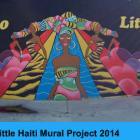 Little Haiti Mural Welcome Little