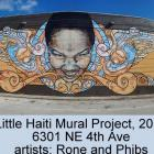 Little Haiti Mural Project 2015, 6301 NE 4th Ave art