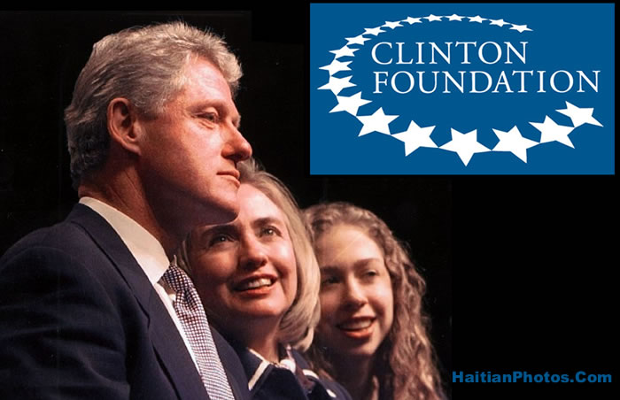 Clinton Foundation in Haiti