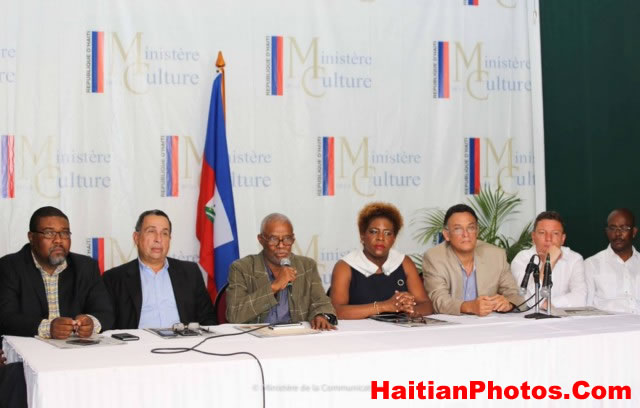 The 22th edition of Livres en Folie in Haiti