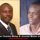 Are Jean Charles Moise & Jovenel Moise related?