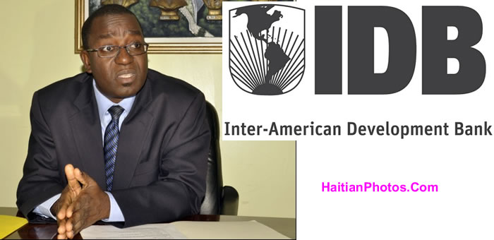 Wilson Laleau and the Inter-American Development Bank