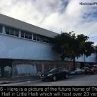 Future home of The Citadel food Hall in Little Haiti