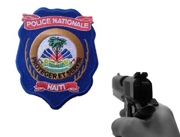 A police officer killed in Haiti