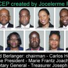 The CEP created by Jocelerme Privert