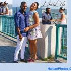 Shabba engaged to Marie Diane Claude