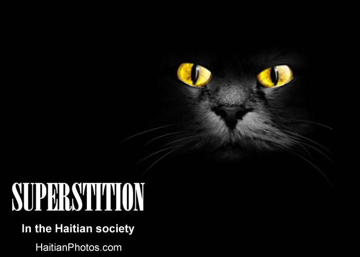 Superstition in the Haitian society