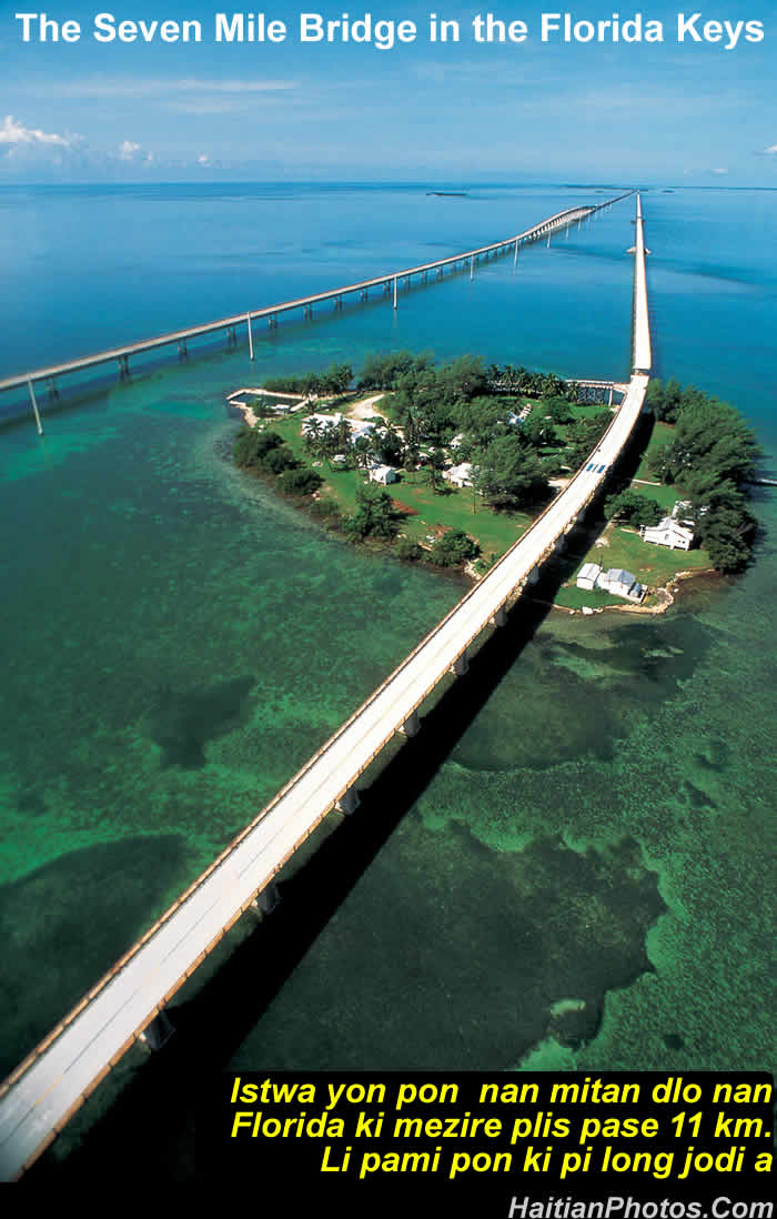 The history of the Seven Mile Bridge in the Florida Keys